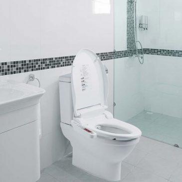 智能電子座廁