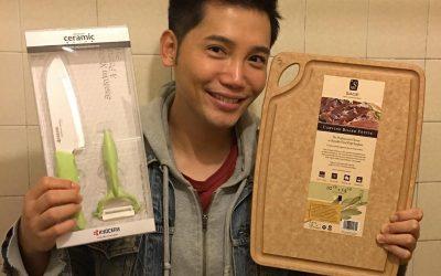 TVB為食台烹飪節目 新派煮意 主持